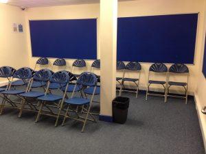 Exam Waiting Room
