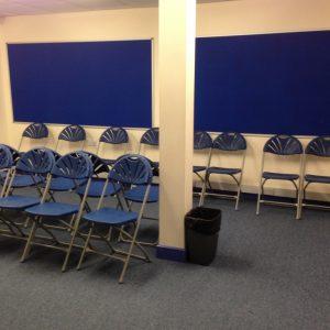 Examinations Waiting Room